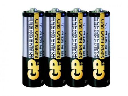 GP Supercell ceruza elem (AA) 15S 4db-os
