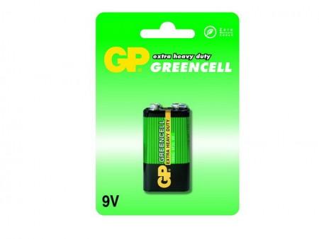 GP Greencell 9V elem 1604G 1db-os